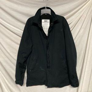 KITH Lincoln Down Cotton Twill Shirt Jacket sz M